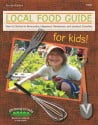 ASAP's Local Food Guide For Kids Cover